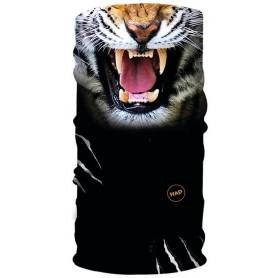 HAD Scarf Bandana functional polyester Tiger coloured