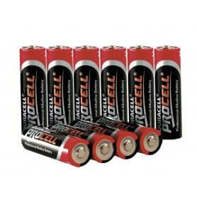 DURACELL Procell Industrial MN 1500 AA Battery Mignon