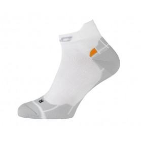 XLC Funktionssocken Footie CS-S03 Größe 47-49 weiß grau