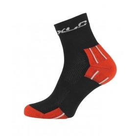 XLC MTB socks Coolmax® CS-C02 size 47-49 black red