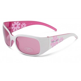 XLC Kids sun glasses Maui white pink glass pink