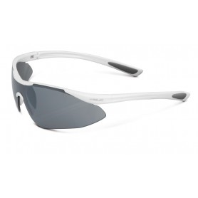 XLC Sun glasses Bali white glass grey mirrored