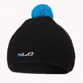 XLC Cap Strick BH-H04 black blue