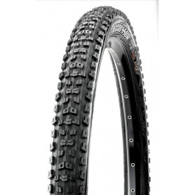 Maxxis tire Aggressor TLR 58-559 foldable black Dual EXO