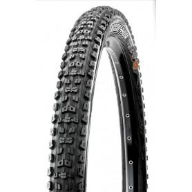 Maxxis tire Aggressor TLR DD 58-559 foldable black Dual 120TPI