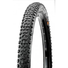 Maxxis tire Aggressor TLR DD 58-584 foldable black Dual