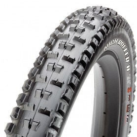 Maxxis tire HighRoller II+ TLR 71-584 foldable black EXO Dual
