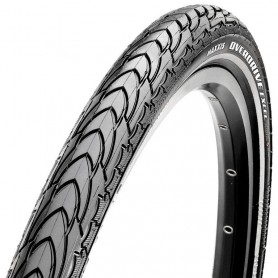 Maxxis tire Overdrive Excel 35-622 28 inch wire black reflecting Dual