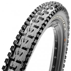 Maxxis tire HighRoller II FR TLR 58-622 foldable black Dual EXO