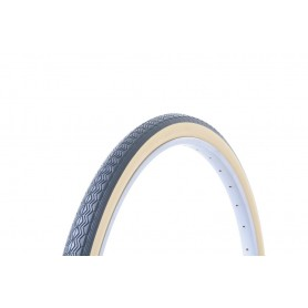 Hutchinson tire Junior 37-490 22 inch wire black-beige