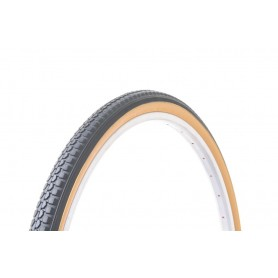 Hutchinson Reifen Urban 37-590 26 Zoll Draht schwarz/beige