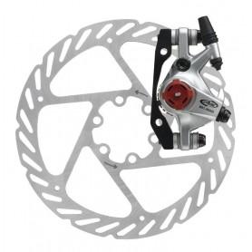 Avid Scheibenbremse BB7 Road mechanisch platinum Scheibe 160 mm VR HR