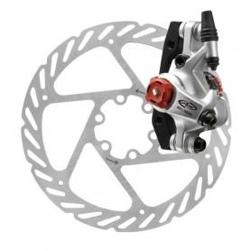 Avid Scheibenbremse BB7 MTB mechanisch graphitgrau Scheibe 180 mm VR HR
