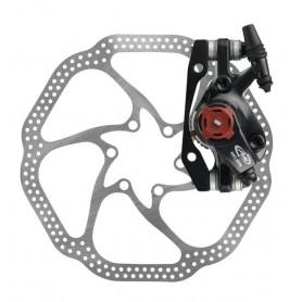 Avid Scheibenbremse BB7 MTB mechanisch schwarz Scheibe 160 mm HR