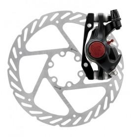 Avid Scheibenbremse BB5 MTB mechanisch seidenschwarzScheibe 160 mm VR HR