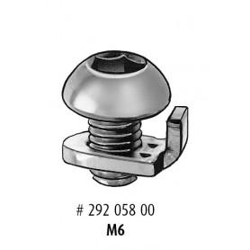 Kabelklemmschraube M6