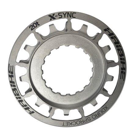 Gen2 18 Zähne Antriebsritzel E-Bike für Bosch Xduro 2014 schwarz stahl