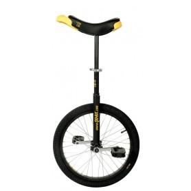 Unicycle QU-AX Luxus 20 inch black Alu rim tire black