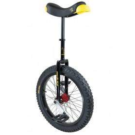 Unicycle QU-AX Muni Starter 20 inch black Alu rim tire black