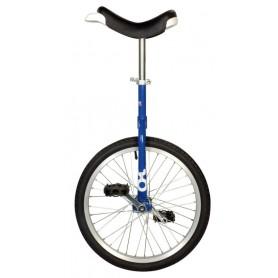 Unicycle OnlyOne 20 inch blue Alu rim tire black
