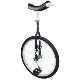 Unicycle OnlyOne 24 inch black Alu rim tire black