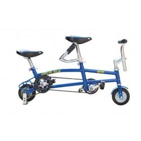 """Mini Tandem QU-AX 6"""" blau 6"""" blau"""