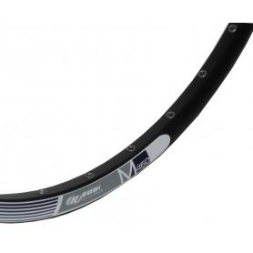 Rodi Rim M 460, Disc 26 inch black 559-17 VL 8.5mm 32 hole with eyelets