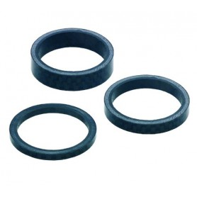 Carbon Distanzring 1 1/8 Zoll Höhe 3 mm