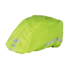 Wowow Regenschutzhaube für Fahrradhelm gelb