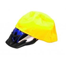Hock Rain cover for Bike helmet yellow