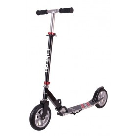 Hudora City Scooter Hornet 8 Zoll 200 Air schwarz rot