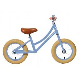 Walking bike RebelKidz Air Classic unisex 12.5 inch steel, Classic light blue