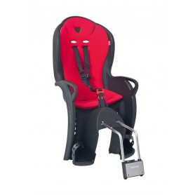 Hamax Child's seat Kiss mounting Frame tube black red