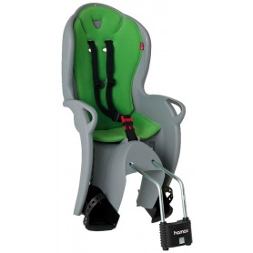 Hamax Child's seat Kiss mounting Frame tube grey green