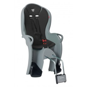 Hamax Child's seat Kiss mounting Frame tube grey black