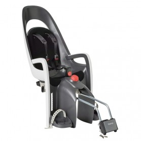 Hamax Child's seat Caress mount Frame tube grey white black