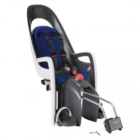 Hamax Child's seat Caress mount Frame tube grey white blue