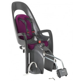 Hamax Child's seat Caress mount Frame tube grey dark grey purple