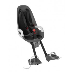 Hamax Child's seat Caress Observer mounting front grey white black