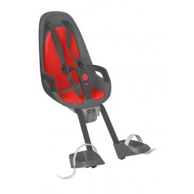 Hamax Child's seat Caress Observer mounting front grey dark grey red