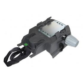Gepäckträger-Adapter Hamax grau, für Zenith Kindersitz