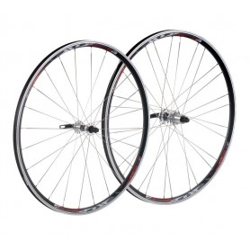 XLC Wheel set Comp Racing 28 inch 622-15 WS-R03 blade spokes silver