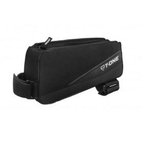 T-One Frame bag TPU black,