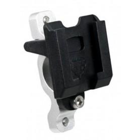 T-One Handlebar adapter Pylon, Ø 22.2mm Alu plastic for bottle holder and bag