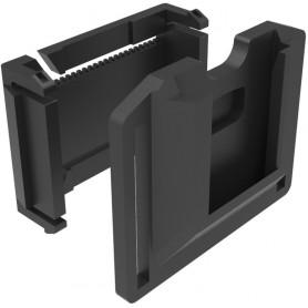 Adapter T-One Attach Kunststoff, für Gurte bis 52mm breite