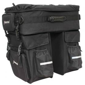Haberland Triple-pack-bag 60 ltr black
