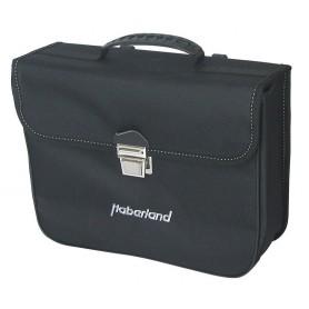 Haberland Single bag classic 4x27x11cm, 10 ltr, small black