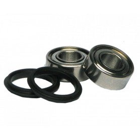 Xpedo Pedals bearing kit 2x Bearing with sealings silver