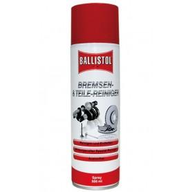 Bremsen- &  Teile Reiniger Ballistol 500ml, Spraydose (D/EN/FR/IT/NL/RO)