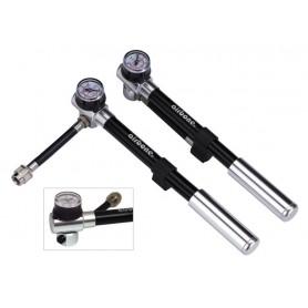Airbone Federgabel Pumpe ZT-801 205mm schwarz 300psi 20 bar
